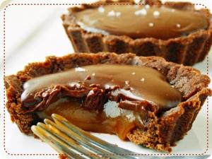 tartelette-caramelo-chocolate